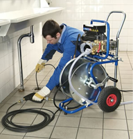 Our Anaheim Plumbing Service Has Power Augers